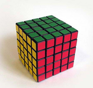 Rubik kocka 5x5 Ajándéktárgyak