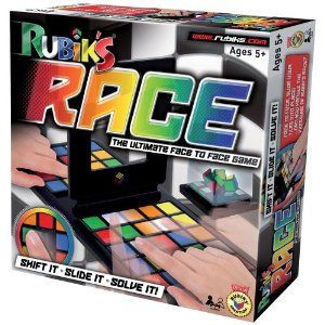 Rubik Race-társasjáték Ajándéktárgyak
