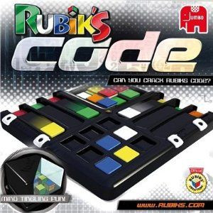 Rubik Code-társasjáték Ajándéktárgyak