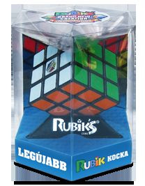 Rubik kocka 3x3X3 ÚJ Ajándéktárgyak
