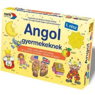 Angol gyermekeknek I.rész Ajándéktárgyak
