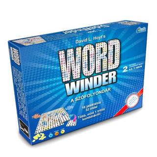 Word Winder - A szófolyondár társasjáték Ajándéktárgyak