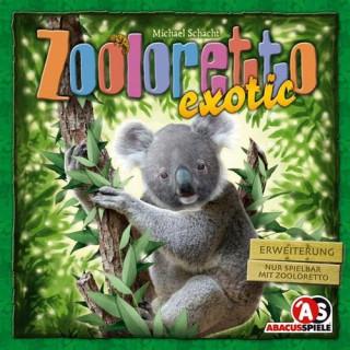 Zooloretto Exotic (Zooloretto kiegészítõ) Ajándéktárgyak