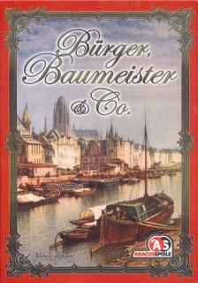 Bürger, Baumeister & Co. Ajándéktárgyak