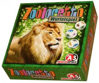 Zooloretto Würfelspiel - Zooloretto kockajáték Ajándéktárgyak