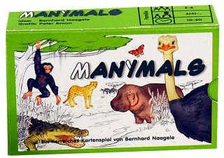 Manymals - Állatsereg Ajándéktárgyak