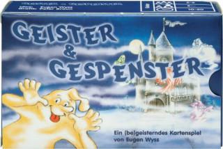 Szellemek és kísértetek - Geister& Gespenster AJÁNDÉKTÁRGY