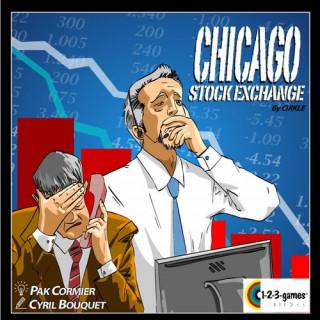 Chicago Stock Exchange Ajándéktárgyak