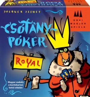 Csótánypóker Royal Ajándéktárgyak