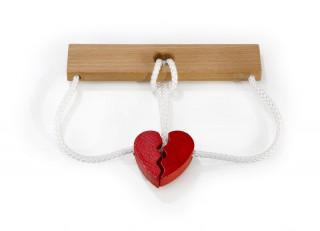 Entertaining Puzzle - Broken Heart** 473063 Ajándéktárgyak