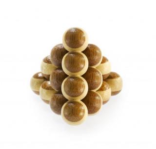 3D Bambusz puzzle - Cannon Balls* 473122 Ajándéktárgyak