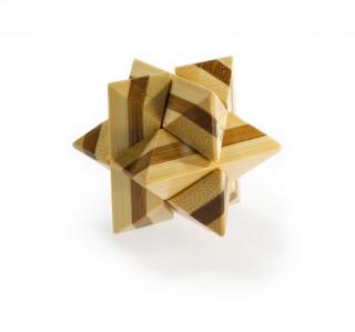 3D Bambusz puzzle - Superstar** 473124 Ajándéktárgyak