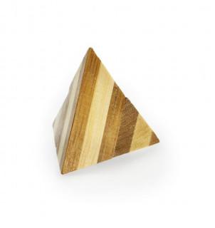 3D Bambusz puzzle - Pyramid* 473126 Ajándéktárgyak