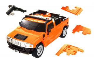 3D Puzzle - Hummer H2 - Orange *** Ajándéktárgyak