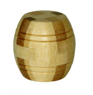 3D Bambusz puzzle - Barrel*** 473127 Ajándéktárgyak