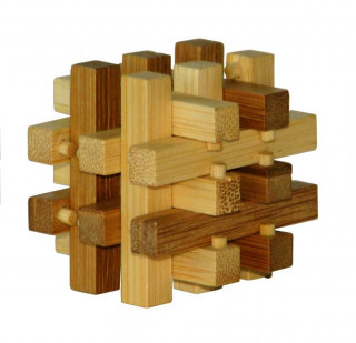 3D Bambusz puzzle -Slide****473132 Ajándéktárgyak