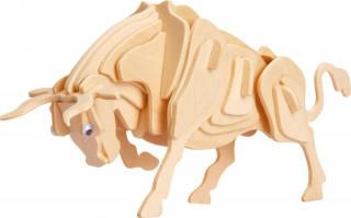 Gepetto's Workshop - Bika - 3D fapuzzle Ajándéktárgyak