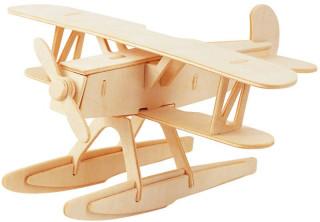 Gepetto's Workshop - Hidroplán - 3D fapuzzle Ajándéktárgyak