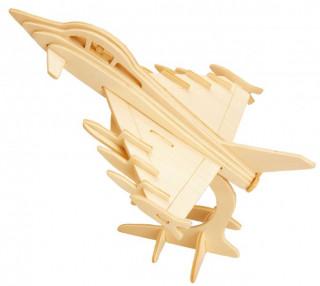 Gepetto's Workshop - Harci repülõgép- 3D fapuzzle Ajándéktárgyak