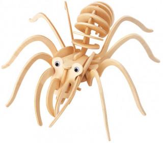 Gepetto's Workshop - Tarantula - 3D fapuzzle Ajándéktárgyak