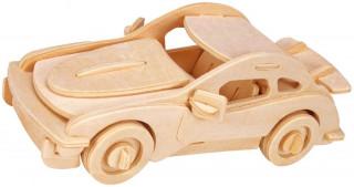 Gepetto's Workshop - Sportautó - 3D fapuzzle Ajándéktárgyak