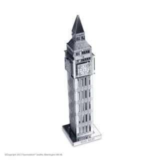 Metal Earth - Big Ben- 3D fémépítõ Ajándéktárgyak