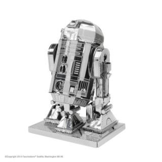 Metal Earth - Star Wars R2D2- 3D fémépítõ Ajándéktárgyak