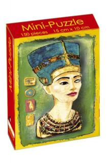 Mini művész puzzle 0469 - Egyiptom Ajándéktárgyak