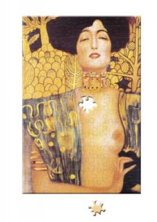 Mini mûvész puzzle 0575 - Gustav Klimt Ajándéktárgyak