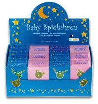 Zenélö doboz, kisbabáknak Ajándéktárgyak