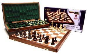 Tournament 5 (intarziás sakk-készlet) 679305 Ajándéktárgyak