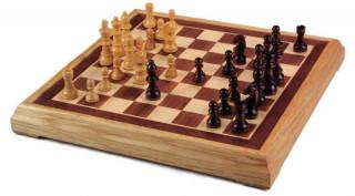 Sakk készlet, 40x40cm-es - 670230 Ajándéktárgyak