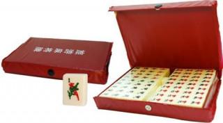Mahjong, utazó szett 19*14 cm 720407 Ajándéktárgyak