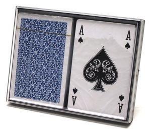 Longfield kártya 2*55 lap mûa.dobozban 750210 Ajándéktárgyak