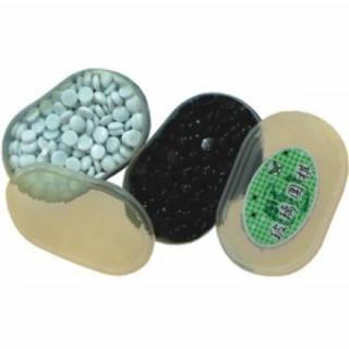 Go kövek műanyag tartóban 729001 Ajándéktárgyak