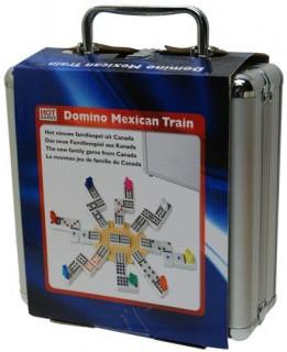 Domino Mexican Train dupla 12 - 695143 Ajándéktárgyak