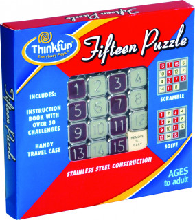Fifteen Puzzle Ajándéktárgyak