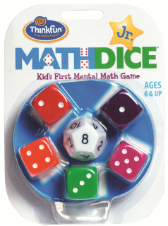 Math Dice Junior Ajándéktárgyak