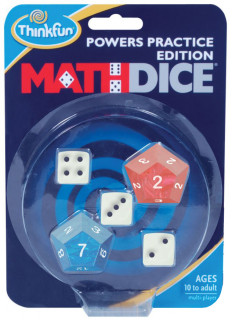 Math Dice Powers - hatványok Ajándéktárgyak