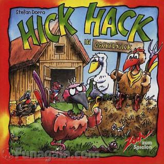 Hick Hack in Gackelwack Ajándéktárgyak