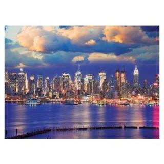 Puzzle 500# New York látképe Ajándéktárgyak