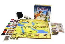 Samarkand - angol/német nyelvű kiadás Ajándéktárgyak