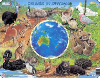 Ausztrália állatvilága AW6 angol Ajándéktárgyak