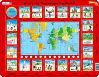 Mennyi az idő a világ országaiban? Ss4 Angol nyelvű Ajándéktárgyak