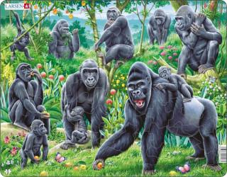 Larsen maxi gorillák FH18 Ajándéktárgyak