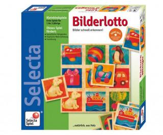 Selecta Bilderlotto - Kép párosító Ajándéktárgyak