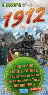 Ticket to Ride : Europe 1912 kiegészítő Ajándéktárgyak