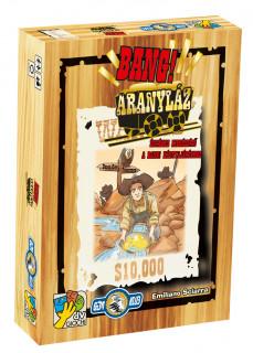 Bang! Aranyláz Ajándéktárgyak