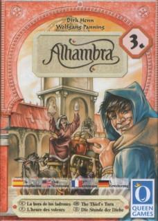 Alhambra 3. kiegészítõ Ajándéktárgyak