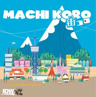 Machi Koro Ajándéktárgyak